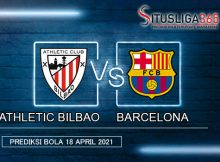 Prediksi Bola Athletic Bilbao vs Barcelona