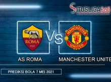 Prediksi Bola AS Roma vs Manchester United